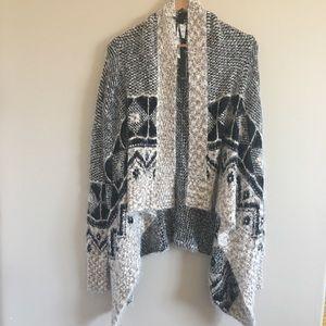 i Jeans by Buffalo | Waterfall Cardigan Sweater